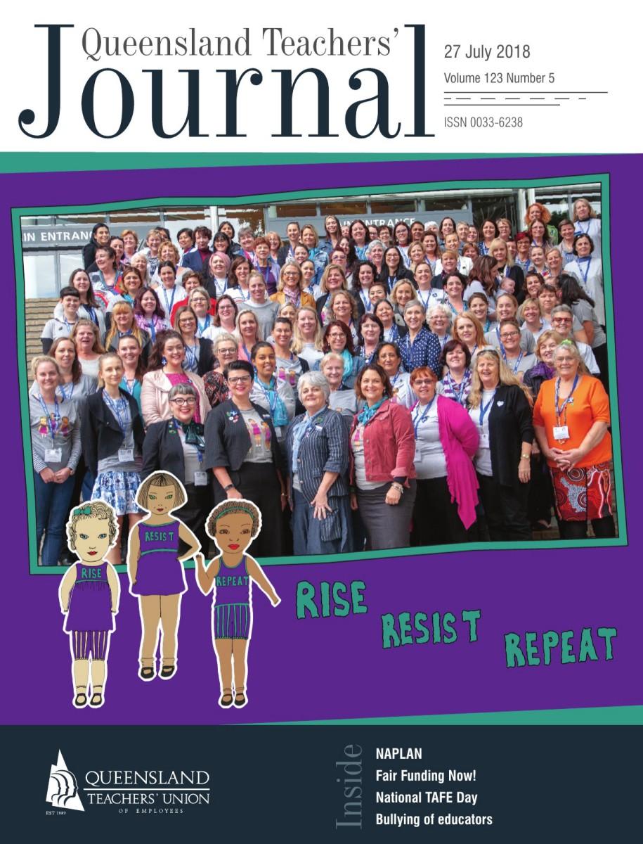 Queensland Teachers' Journal