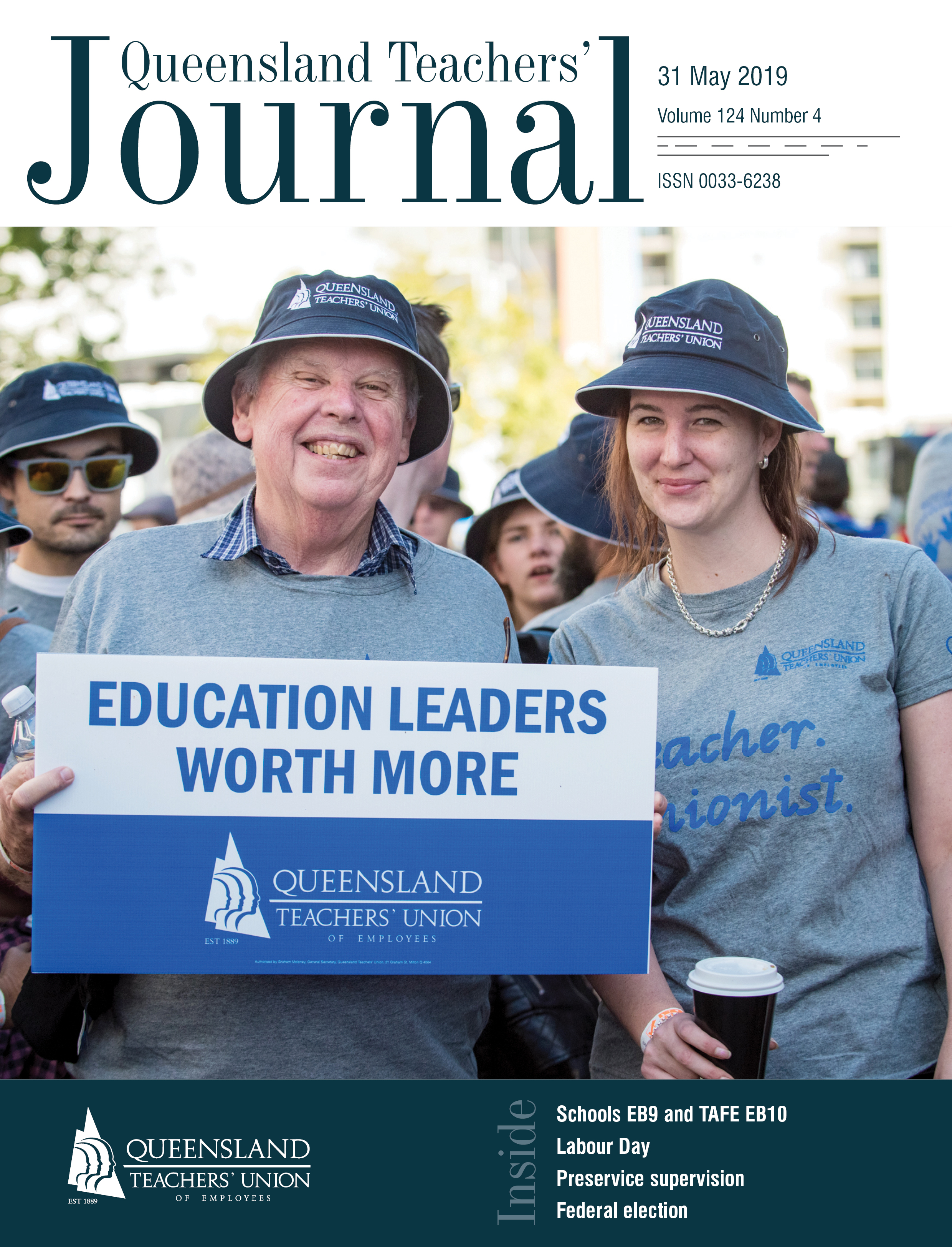 Queensland Teachers' Journal May 2019