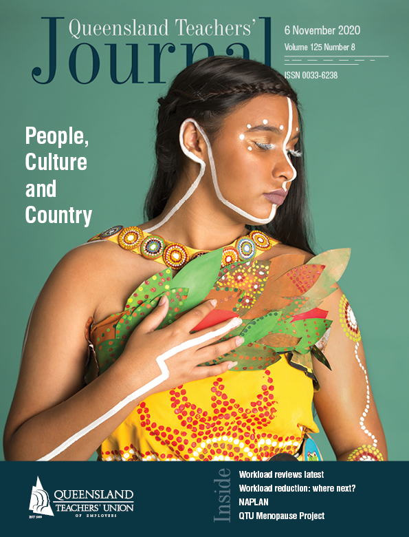 Queensland Teachers' Journal November 2020