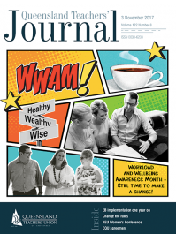 Queensland Teachers' Journal November 2017